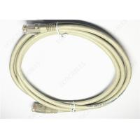 CAT.6 Line Cord W / Plug SR Signal Cable L = 2000MM UTP 24awg*4P OD6.0mm Manufactures