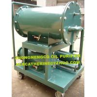 Portable Fuel Oil Purifier Light Crude Oil Filtering Machine Manufactures