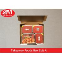 Catering Fast Aluminium Foil Takeaway Food Containers Box Heat Resistant Material Manufactures
