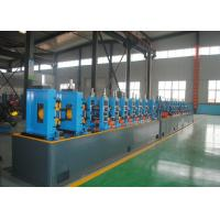 Quality High Speed Tube Mill Machine / Steel Pipe Machine CE ISO Approved for sale