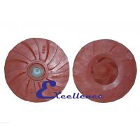 China Abrasion and corrosion resistant slurry pump impeller on sale