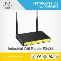 F3834 LTE/WCDMA wifi router rs232/rs485 in wireless networking Manufactures