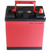 Smooth Lifepo4 Car Battery Pack , 40Ah CCA 600A BMS Startup Lithium Iron Phosphate Battery Manufactures