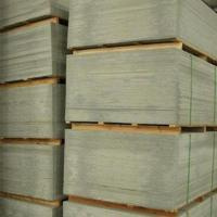 Non-asbestos Fiber Cement Board, Good Fireproof, Moisture-proof, Stable Size  Manufactures