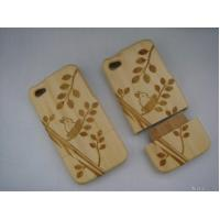 Woodiness Mobile Phone Shell, Case For Iphone 4 Manufactures