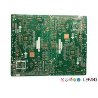 Double Sided OSP High TG PCB Printed Circuit Board 1 Oz / 35 µM Copper Thickness Manufactures