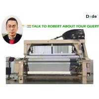 Single Pump Water Jet Textile Loom Machine Dobby Weaving High Speed Manufactures