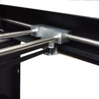 Quality Large Desktop Triple Extruder 3d Printer With All Metal Frame Structure for sale