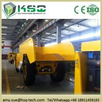 12 Ton 6 m3 Capacity Heavy Duty Dump Truck Underground Construction Manufactures