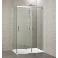 "34'' D x 48'' W x 76"" H Inch Frame Sliding Shower Enclosure  for bathroom Manufactures"