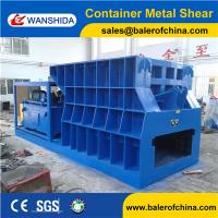 Horizontal Scrap Metal Shear Manufactures