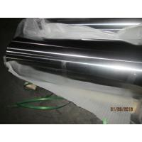 Bare Surface Air Conditioner Aluminum Coil 0.16MM Thickness For Heat Exchanger Manufactures