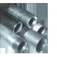 China BS4568 galvanized steel conduit for electrical on sale