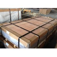 Hot Rolled / Cold Rolled Polished Aluminium Sheet In Different Series Manufactures