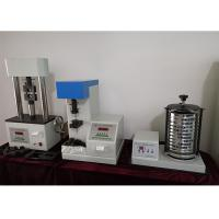 Electromagnetic Versatile Sand Testing Equipments , Sand Permeability Testing Machine Sieving Manufactures
