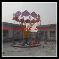China promotion product!!! Amusement park rides in stock 10 Seats flying chair for sale on sale