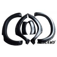 Pocket Style Wheel Arch Fender Flares For Toyota Hilux Vigo Duble Cab 05 - 11 Manufactures