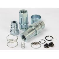 China NPT Thread Quick Attach Hydraulic Couplers LSQ-S1 Interchange ISO 7241-1 Series on sale