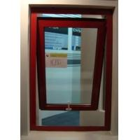 Heat Conservation Aluminum Thermal Break Awning Window (AW-018) Manufactures