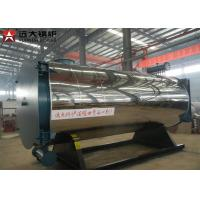 Coal Wood Biomass Fired Thermal Oil Heater Boiler High Strength For Industry Manufactures