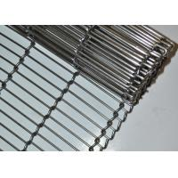 High Temperature Resistant Stainless Steel Chain Mesh Belt for Drying Food Manufactures