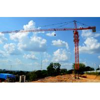 QTZ80(6010) self raising container tower cranes Manufactures