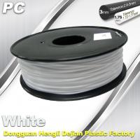 PC Filament 1.75mm and 3mm For 3D Printer Filament High Temperature Resistant Manufactures