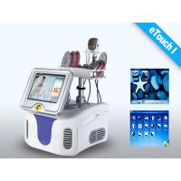 "China 10.4"" Touch Screen 650nm / 75mW 60Hz Lipo Laser Treatment Fractional RF for body slimming on sale"