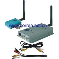 2.4GHz 700mW wireless AV transmitter receiver Manufactures