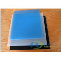 China Vulcanized Silicone Rubber Sheets on sale