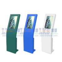 Multi Color Interactive Touch Screen Information Kiosk Outstanding Self Service Terminal Manufactures