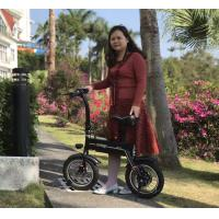 Bluetooth Foldable Electric Scooter 12'' Brushless Compact K Shape Manufactures