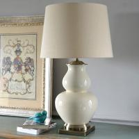 USA morden Ceramic Bedroom Home Table Lamp for sale
