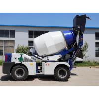 China 4X4  Cement Mixer Truck With YN27GBZ Engine And 12-16.5-12PR Tires on sale