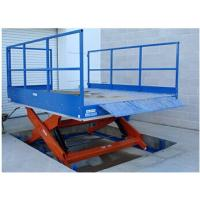Stationary Hydraulic Lift Platform Scissor Lift For Loading 5 Tons Cargo Manufactures