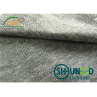 Sewing interfacing Stitched Non Woven Interlining N8371S With Double Dot Pa Coating Manufactures