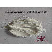 100% Pass to UK Benzocaine Hydrochloride/HCl (94-09-7)  For Pain Killer White Powder Manufactures