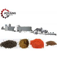 Aquaculture Fish Feed Production Line Floating Fish Feed Manufacturing Machinery Manufactures