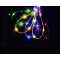 Battery Operated String Lights for Wedding multi color led rope lights Manufactures