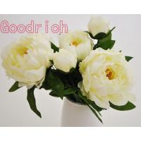 artificial plants peony silk flower bouquets Manufactures