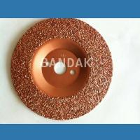 China Conveyor repair tool Tungsten Carbide Buffing Discs on sale
