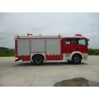 Independent Crew Department CAFS Fire Truck Equiped With Speaker Phone Manufactures