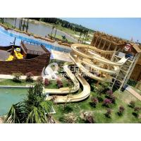 Giant Water Playground Equipment for Aqua Theme Park Customized Water Slide Manufactures