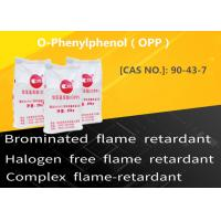 Agriculture fungicide/Fire Retardant Chemicals  O-Phenylphenol(OPP)CAS 90-43-7 Manufactures