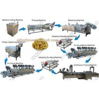 Automatic Banana Chips Production Line For Sale|Plantain Chips Production Line Manufactures