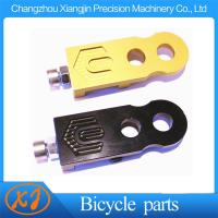 New Design 100% CNC Machined BMX Bike Alloy Chain Tensioner Adjusters for 3/8 Axles