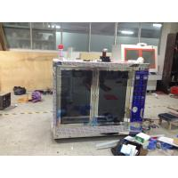 Horizontal Fire Testing Equipment  , Foam Vertical Flammability Chamber Manufactures