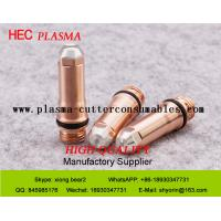 Buy cheap 220666  HPR130 Consumables Silver Electrode , Plasma Machine Torch Parts from wholesalers
