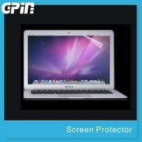 China anti reflection lcd screen protector for Macbook air 13.3 on sale