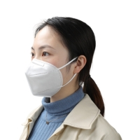 Anti Pollution BFE 95% Dustproof KN95 Face Mask Manufactures